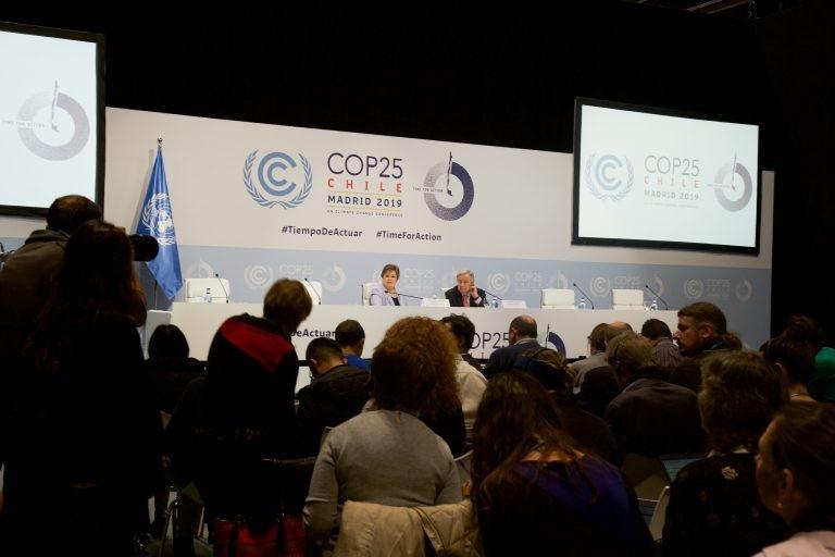 A COP-25 aconteceu em 2019 - (Foto: Divulgação/UN Climate Change)
