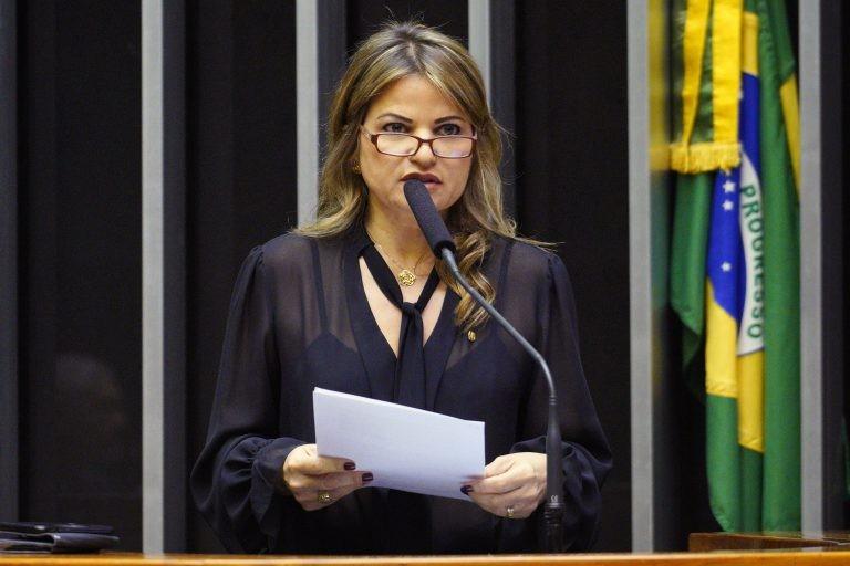 Morais: mulheres ainda sofrem com baixa representatividade nos cargos de relevância - (Foto: =Pablo Valadares/Câmara dos Deputados)
