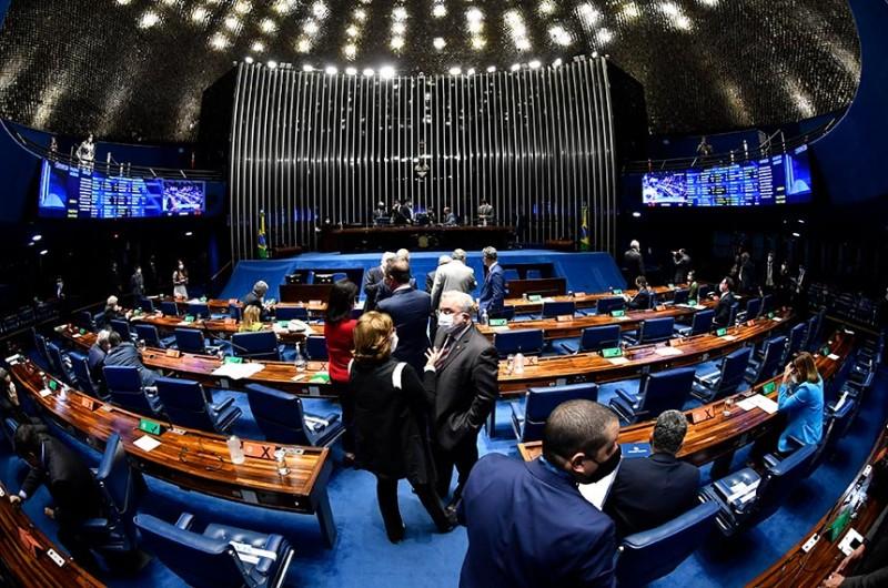 As medidas provisórias que aguardam votação também tratam de licitações, gestão da crise hídrica, reestruturação fundo de infraestrutura e modernização do ambiente de negócios no país - Leopoldo Silva/Agência Senado