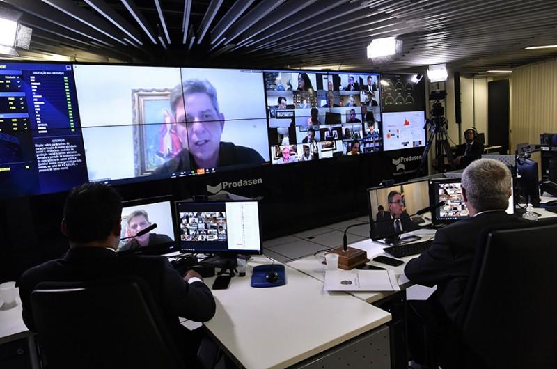 Relator, Rogério Carvalho salienta que lei em vigor, editada na ditadura, atual guarda resquícios autoritários